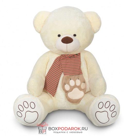 Мягкая игрушка Медведь Бари 200 см BL5677-4A ТМ Коробейники