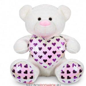 Мягкая игрушка Медведь Матиас 95 см DN18-0158-1-70-SKIN ТМ Коробейники